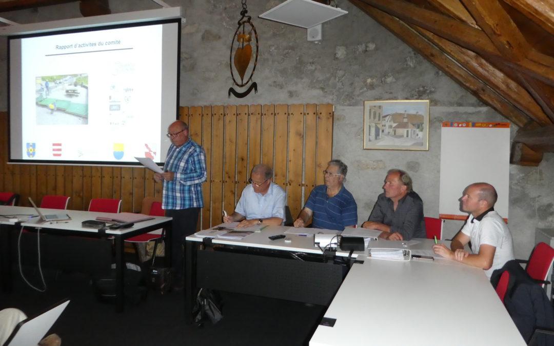 Assemblée générale de la SDEVCPRS – 2018