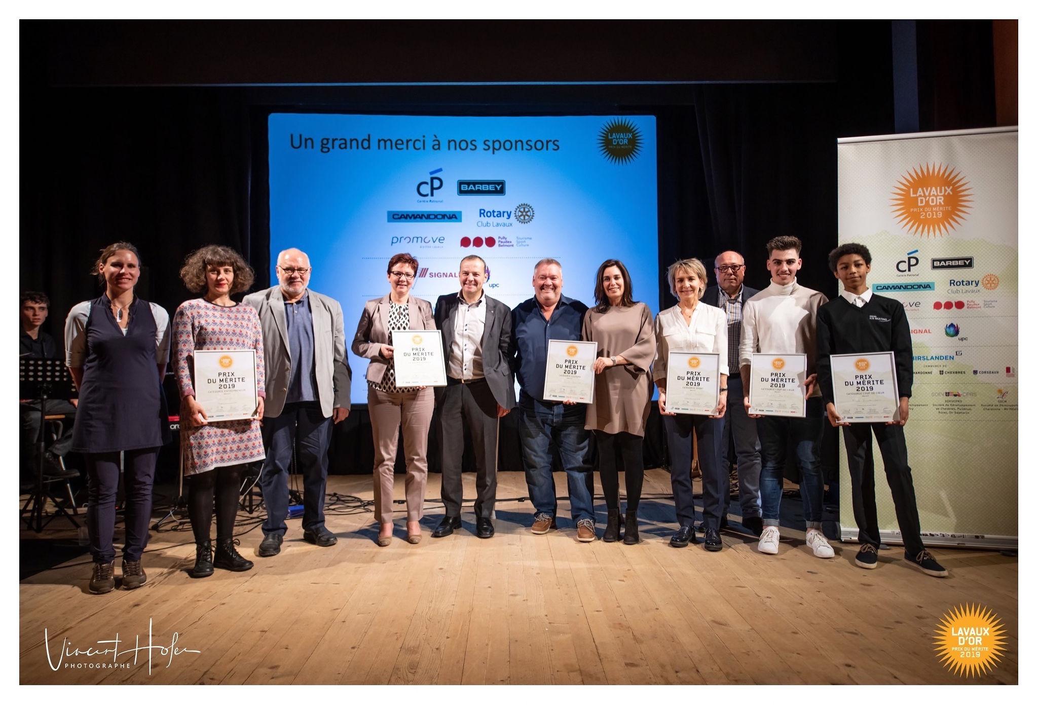 6 lauréats pour cette troisième édition